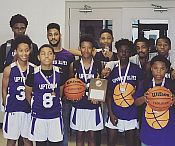 2017 July Summer Slam 7th Grade Champs - Uptown Elite