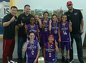 Chantilly Elite - Girls Champions MD Future Stars 2017