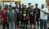 Metroball DC - Boys Champions MD Future Stars 2017