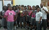 Metroball DC - Girls Champions MD Future Stars 2017