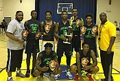 Zero Gravity - UYI SPring League Champions