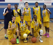 Maryland Future Stars Champions 2014 - 3rd Grade Boys, MD Playmakers