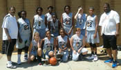 Lady WolfPack, Champs in Atlantic City Tournament 2012