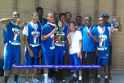 Pleasantville Young Runners, 13u Champs, Atlantic City Tournament 2012
