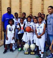 Atlantic City Classic 2014, 5th Grade Boys Champs, Dream Chasers