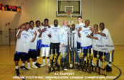A.I. DuPont HS League Champs 2007