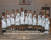 Black History Month 2008 Delawares Finest 13u Champs