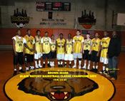 Brown Bears, Black History Month Classic 2007 Champions