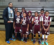 Bottom Ballers, 5th Grade Champs - TriState Classic
