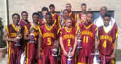 Charlie Smith Memorial Classic 2009 Champs - Crusader Nation