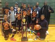 Chester Elite, 6th-7th Grade Champs UYI League Champions 2014