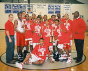 Christiana High School JV Champs