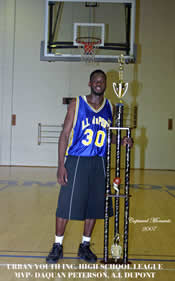 UYI H.S. League MVP 2007