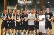 College Exposure Tournament, Fairfax Stars, 16u Champs
