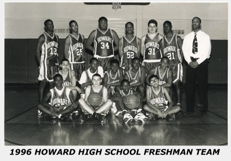 Howard High School Freshman Team 1996