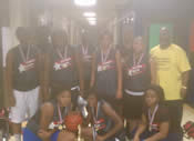 Howard Bell Memorial Classic - Future Stars, 17u Girls - Champs