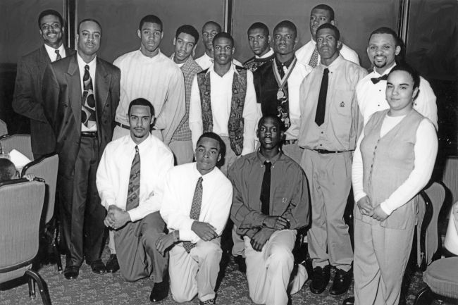 Howard High School - 1996 State Champions - Team Photo