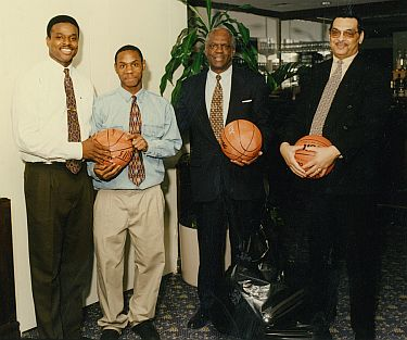 Howard High School Basketball Team - 1996 Championship Photos 1 of 2