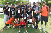 July Showcase 2013 - Chisum Starz (Boys 15U Champs)