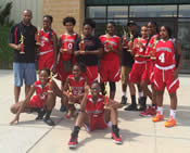 July Summer Slam 2014, Ocean City, MD, Champs: Delaware Lady Pythons