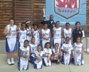 Future Stars Classic - 11u Champs, MD Lady Shooting Stars