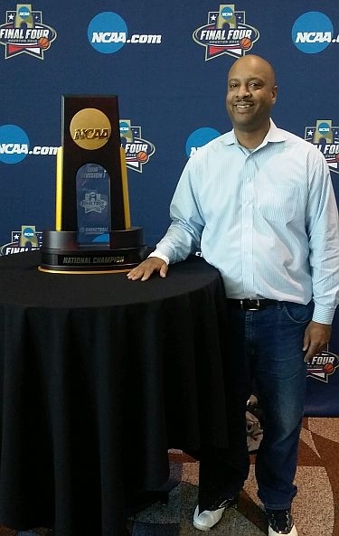 Mark Sills, NCAA Final Four Championship Basketball Luncheon, APR 2, 2016 (Houston, TX)