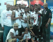 Metropolitan BB League 16u Boyds, MD Champs