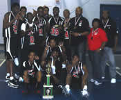 Metropolitan BB League 16u - Ocean City, MD Champs