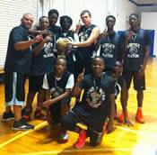 Philly Classic 2014 - 10th Grade Boys Champs - Ghost Players, Wilm. DE