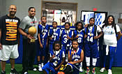 Philly Classic 2014 Champions, 5th Grade Boys Champs, Dream Chasers