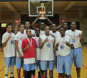 Philly Wolfpack  8th Grade Boys Champs - TriState Classic