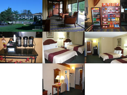 Red Roof Inn, Newark DE - Photos