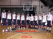 Severn City Team - August Classic Champs
