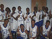 Smiley Court Ballers\Montgomery Alabama - Summer Madness 13u Champs