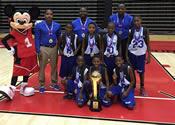 [Team Delaware] Division 2 AAU National champions