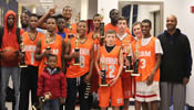 Urbanyouthinc Fall League 2012 Champions - Berks Movement, 14u Boys Division