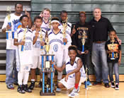 UYI Sunday League 12U Boys Champs: Maryland Jayhawks