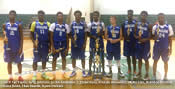 UYI Sunday League Boys High School AAU Division Champions: Diamond State Titans