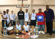 UYI High School League Champs: Volunteers