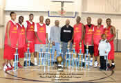 2008 UYI High School League Champs - Glasgow