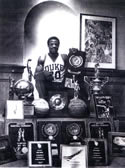 Gene Banks, Duke - Trophies, Awards