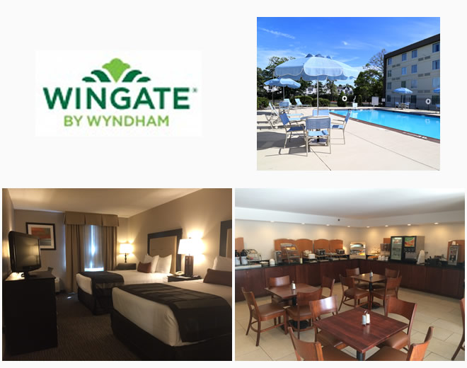 Wingate by Wyndham (photo collage)